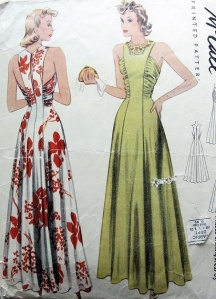 1940's McCall pattern
