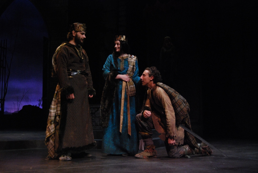 macbeth by shakespeare macbeth and lady macbeths amibitions The themes of ambition and power corrupting in shakespeare's macbeth, the themes of ambition and power corrupting are presented as vices of the protagonist, macbeth, and serve to cause his tragic downfall.